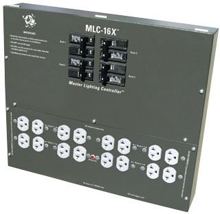 All Day Hydro Cap Mlc 16x Light Master Lighting Controller