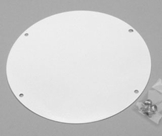Round Reflector Vent Cover