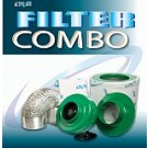 Active Air Filter Combo