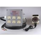 Solatel 240v Power Expander - 6 Outlet